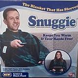 Snuggie The Blanket That Has Sleeves