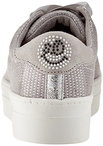 Gris 23662 silver Zapatillas Para oliver grey S Mujer aqXx11