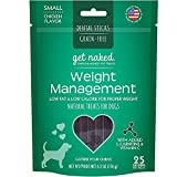 Cheap Get Naked Weight Management Dental Chew Sticks For Dogs, Small/6.2-Ounce, 18 Sticks/Pack