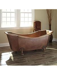 Clawfoot Bathtubs Amazon Com Kitchen Amp Bath Fixtures