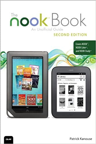 The NOOK Book: An Unofficial Guide: Everything You Need to Know for ...