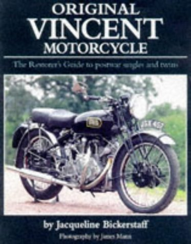 Original Vincent Motorcycle (Original Series)