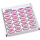 Personna Women's 5-Blade Razor Bulk Pack of 24 Replacement Cartridges - Handle Not Included With This Pack
