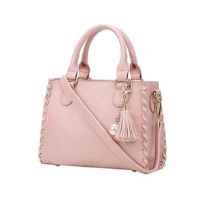 9e7241498d Amazon.com  Aelicy Women s Shoulder Bags Matte Leather Fashion Bag ...