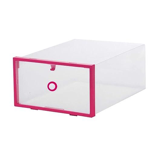 SXLJL Caja De Zapatos Caja De Organización De Almacenamiento ...