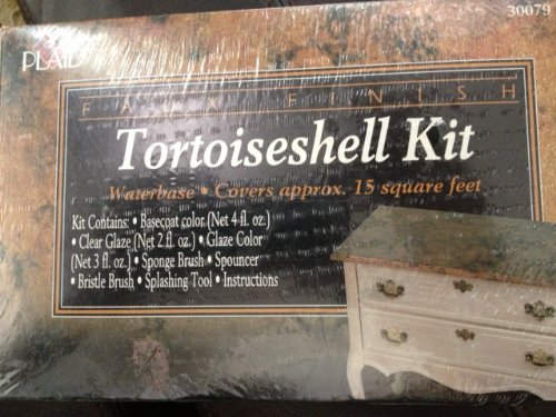 Faux Finish Tortoiseshell Stain Kit