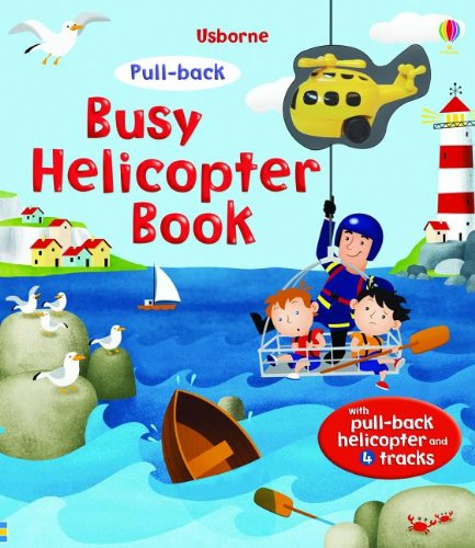 Busy Helicopter Book (Pull-back) pdf
