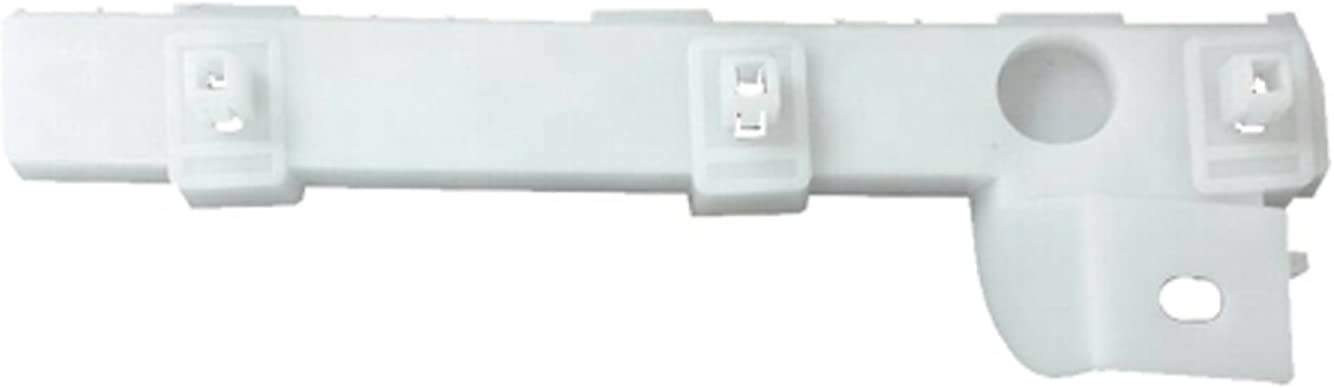 OE Replacement Mitsubishi Lancer Front Passenger Side Bumper Cover Support Partslink Number MI1043101