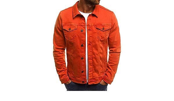 Internet_camisetas de hombre Chaqueta de Mezclilla Vintage ...