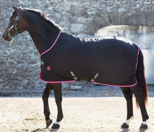 Horseware Amigo 安定シート B01D5N7KY2 75|ブラック/パープル ブラック/パープル 75