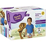 Parent's Choice Training Pants for Boys Best Fitted Soft Natural Baby Toddler Potty Train Size 3T/4T Super Pack 62