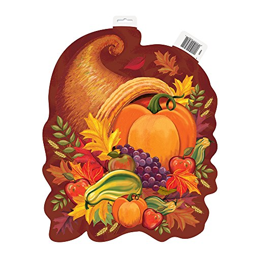Thanksgiving Cut Out Decorations (16.5