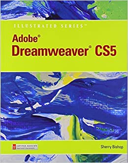Book Adobe Dreamweaver CS5 Illustrated (Book Only) (Illustrated Series) by Sherry Bishop (2010-09-02)