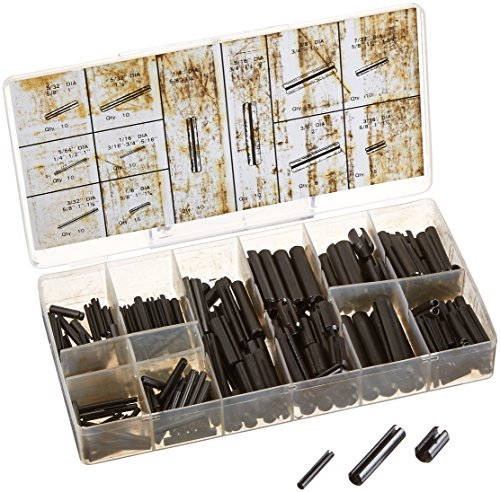ATD Tools 372 315-Piece Roll-Pin Assortment (Assortment Roll Pin)