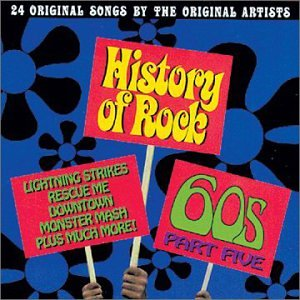 History of Rock 5: ! Super beauty product restock quality top! 60's List price Various