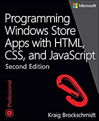Programming Windows Store Apps with HTML, CSS and JavaScript