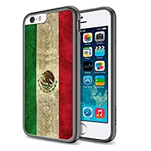 Mexico Flag - Apple iPhone 6 Black Cover Case