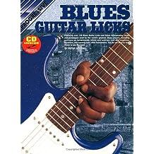 Blues Guitar Licks Bk/CD