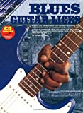 Blues Guitar Licks, Peter Gelling, 1875690573