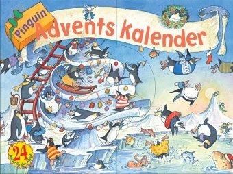 Pinguin Adventskalender