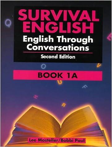 Survival English Book