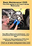 Basic Maintenance 1 DVD - This DVD applies to all 2 and 4 Stroke Motorcycles