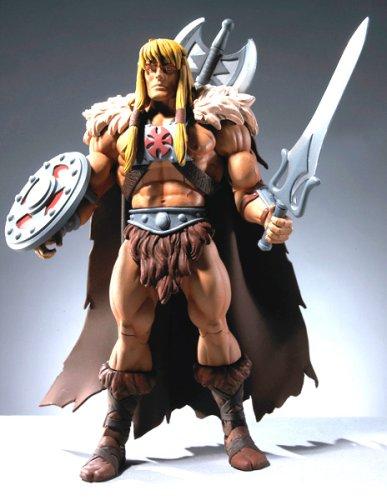 He Man Gray Skull - He-Man & The Masters of the Universe Classics: King Grayskull Action Figure - San Diego Comic Con Exclusive