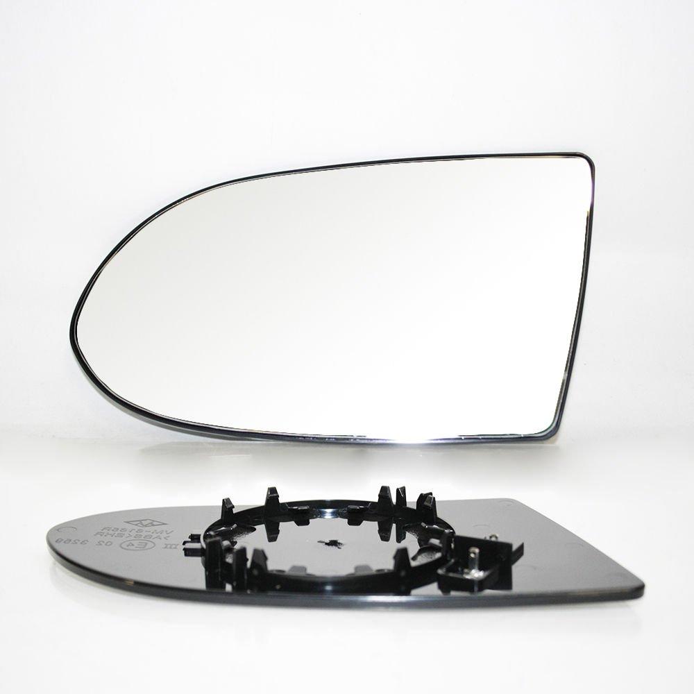 gauche passager britannique en verre miroir Large chauff/é OEM 6428749/90580751