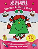 Little Miss Christmas Sticker Activity Book, Roger Hargreaves, 084319930X