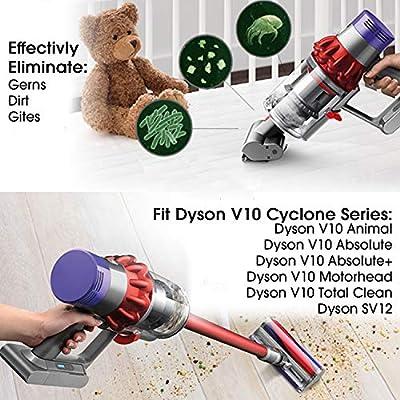 Anwor Reemplazos de Filtro para aspiradora Dyson V10 SV12 Series ...