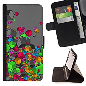 Momo Phone Case / Flip Funda de Cuero Case Cover - Colores;;;;;;;; - Sony Xperia Style T3