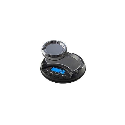 Balanza de bolsillo / Báscula de precisión cenicero Waltex 500g/0,1g (WX500