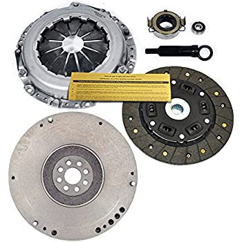 EFT PREMIUM CLUTCH KIT & HD OEM FLYWHEEL 1998-2008 TOYOTA COROLLA 1.8L 5-SPEED