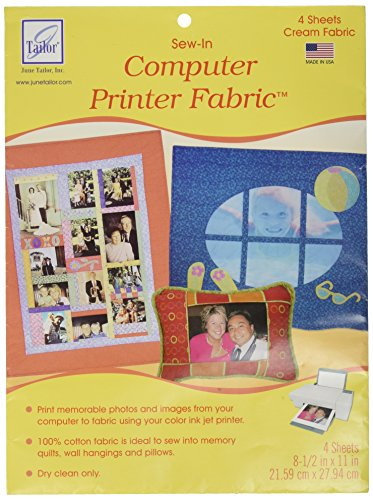 inkjet transfer for white fabric