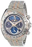 Citizen Men's AV3006-50H The Signature Collection Eco-Drive Moon Phase Flyback cronógrafo reloj