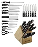 Wusthof Classic 20 Piece Cutlery and Block/22 Slot Knife Knives 8220