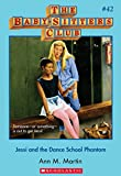 Jessi and the Dance School Phantom (Baby-Sitter Club, 42) by Ann M. Martin front cover