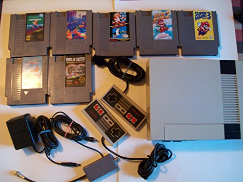 - Nintendo Entertainment System