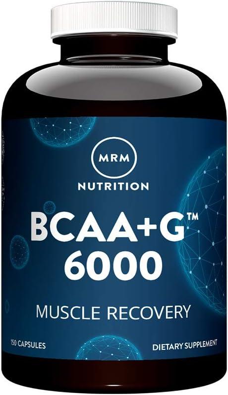 BCAA + G 6000 Ultimate Recovery Formula