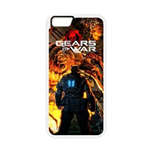 IPhone 6 Plus 5.5 Inch Phone Case for Gears of War pattern design GQ05GW86715