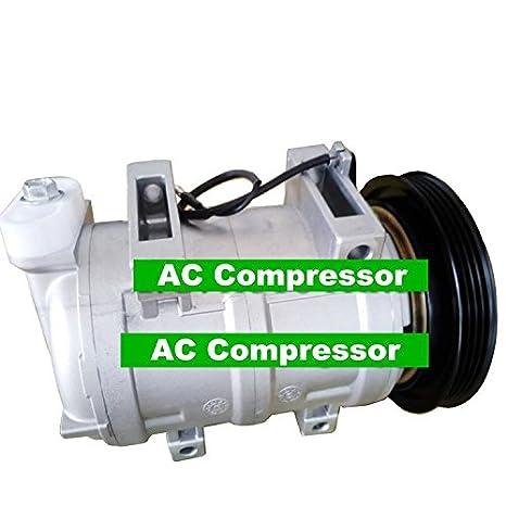 GOWE codnitioner Compresor De Aire Para Coche Nissan UD camión ud2600 2003 2004 2005 2006 2007 2763030z60 3 a60145010: Amazon.es: Bricolaje y herramientas