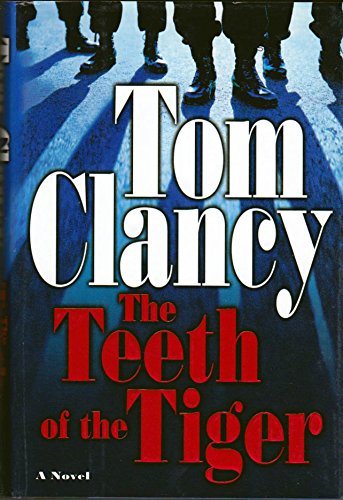 Tigers Mint Condition - The Teeth of the Tiger (2003) Tom Clancy Near Mint+ Condition