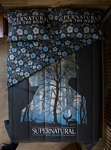 Supernatural Silhouette Comforter