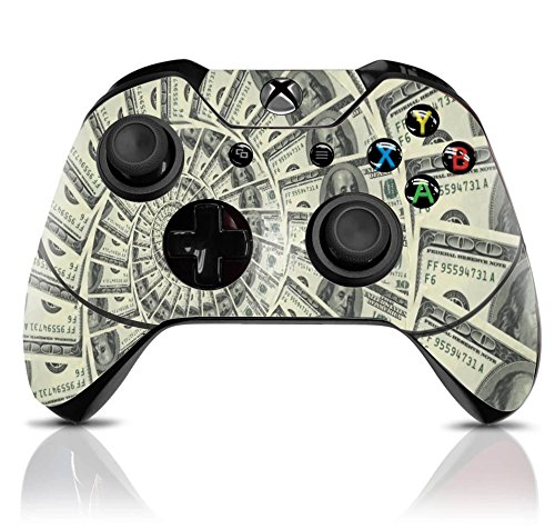 (100 Money) Xbox One Modded Wireless Controller Custom Design w/Extreme Features: Rapid Fire, Auto Burst, Jump Shot, Auto Spot and more (Best Modded Controller Site)