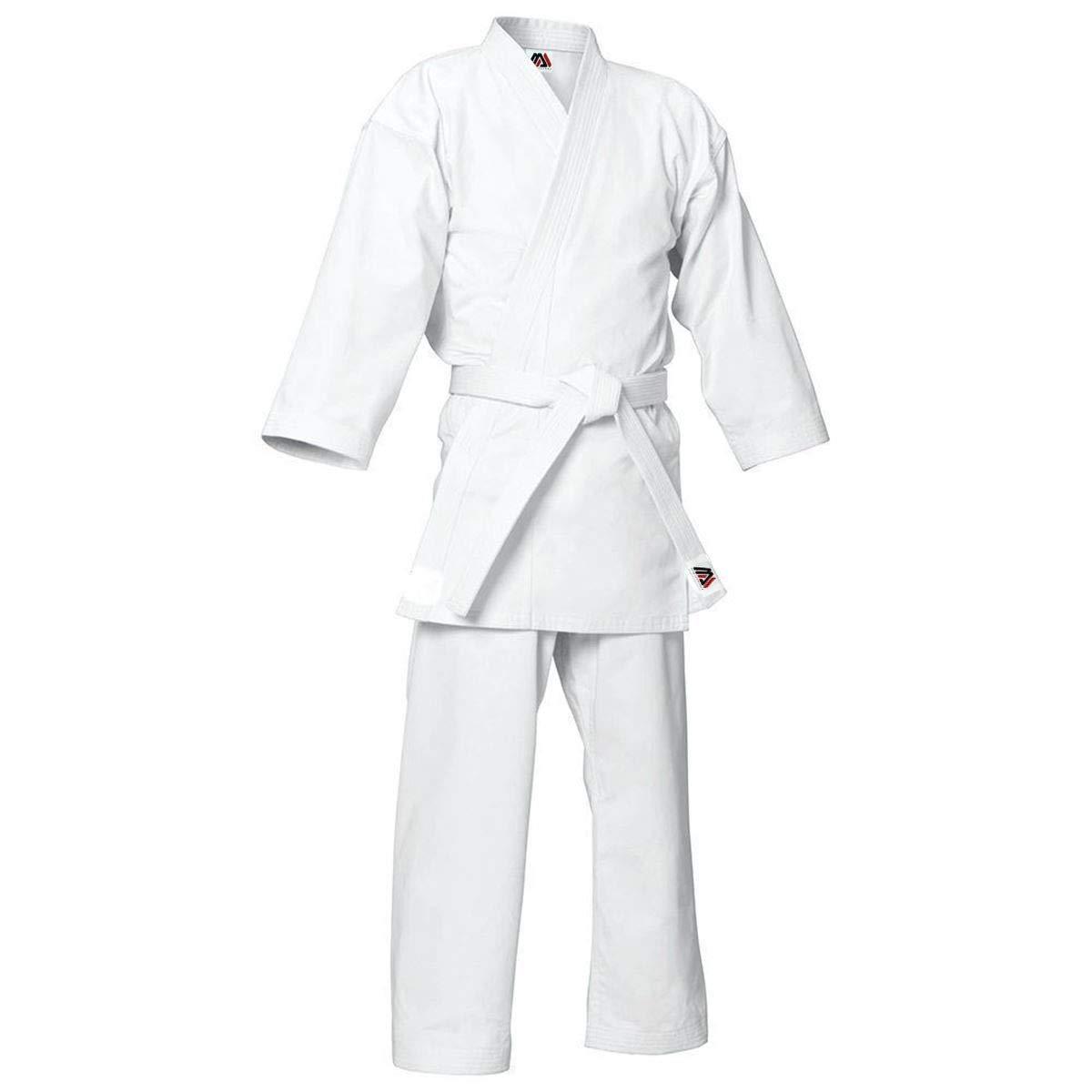 MYmixtrendz. Traje de Karate Blanco para Adultos y niños con ...