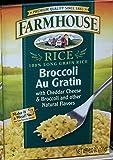 6 gratin dish - Farmhouse Broccoli Au Gratin Rice 6 oz (Pack of 3)