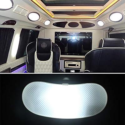 Debonauto-30 x T15 LED Light Bulb Super Bright 6000k 12v T10 921 168 194 Trailer,Boat,RV,Iandscaping & Camper Interior Wedge 24-SMD(Pure White): Home Improvement