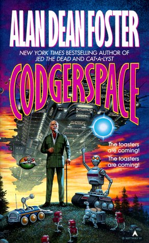 book cover of Codgerspace
