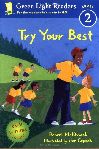 Read Online Try Your Best (Green Light Readers Level 2) pdf