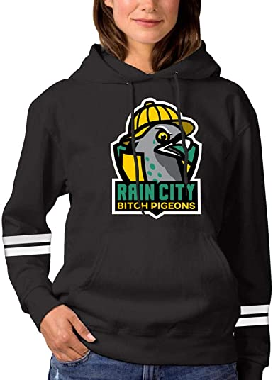 Funny Novelty Hoodie Hoody hooded Top Bitch Because Im The Chief Here